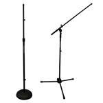 StageMASTER Microphone Stands